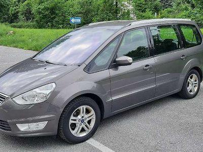 gebraucht Ford Galaxy 1.6 TDCI Trend Kombi / Family Van