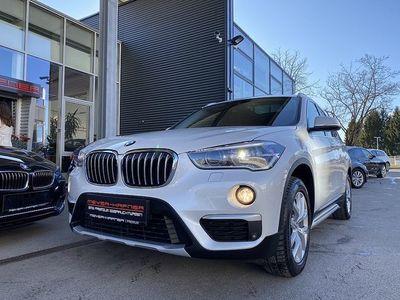 gebraucht BMW X1 sDrive18d Aut. Head-Up,HiFi, Navi-Pro, AHK, NL-55%