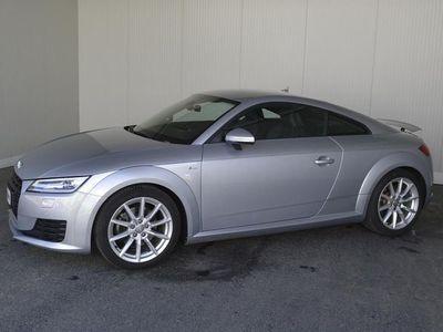 gebraucht Audi TT Coupé 2.0 TFSI quattro