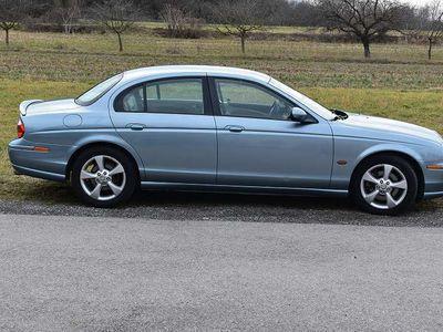 usata Jaguar S-Type 2,5 V6 Sport Limousine,