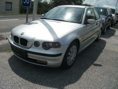 gebraucht BMW 320 td compact Ö.-Paket