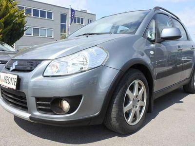 gebraucht Suzuki SX4 1,9 GL DDiS deluxe 4WD+NUR 90000KM+