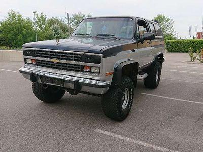 gebraucht Chevrolet Blazer K5 K1500 SUV / Geländewagen