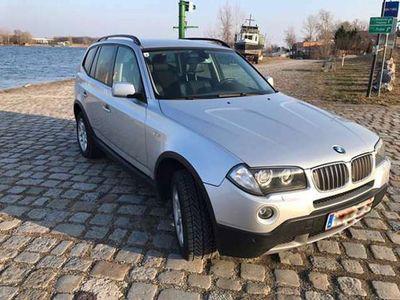 gebraucht BMW X3 xDrive18d