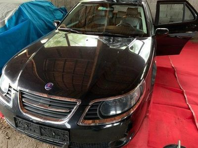 gebraucht Saab 9-5 Vector Sport-Kombi 2,0t Ecop. Sentr.