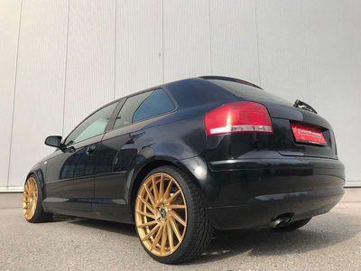 gebraucht Audi A3 Ambiente 2,0 TDI**150 TKM 180HP DOWNPIPE**