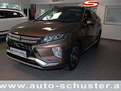 gebraucht Mitsubishi Eclipse Cross 1,5 TC 4WD Diamond CVT Aut. SUV / Geländewagen,