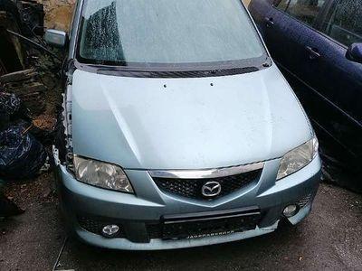 gebraucht Mazda Premacy 2.0 Kombi / Family Van