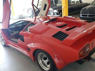 gebraucht Lamborghini Countach Strohm de rella Sportwagen / Coupé
