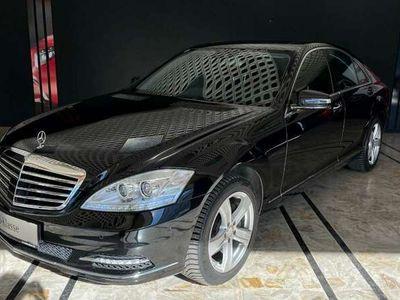 gebraucht Mercedes S350 BlueTEC 4MATIC Aut.