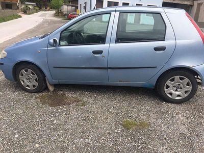 used Fiat Punto 1.9 jtd Klein-/ Kompaktwagen,