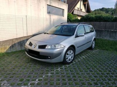 gebraucht Renault Mégane GrandTour Emotion 1,9 dCi