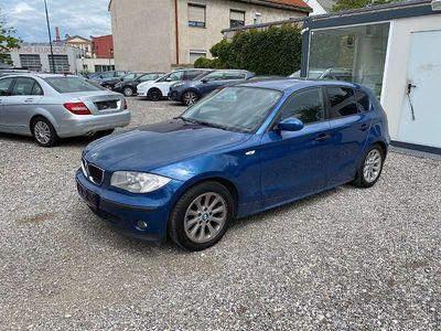 gebraucht BMW 118 1er-Reihe i Österreich-Paket Aut. Klein-/ Kompaktwagen