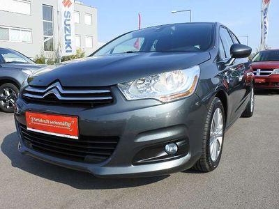 gebraucht Citroën C4 1,6 HDi 110 EGS6 Exclusive FAP+AKTION+ Limousine,