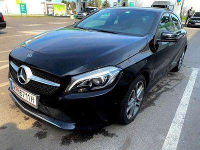 gebraucht Mercedes A180 Vollausstattung, Leder, Sportpaket!