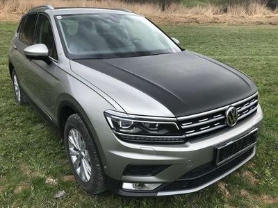 gebraucht VW Tiguan 2,0 TDI SCR 4Motion Comfortline