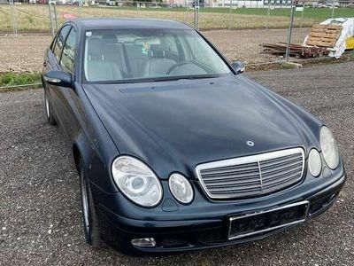 gebraucht Mercedes E270 Classic CDI Aut.