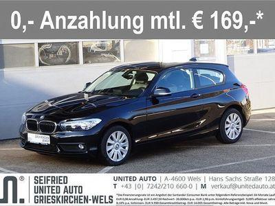 gebraucht BMW 116 d *Sitzheiz.*Bluetooth*2-Zonen-Klima*Keyless*PDC*