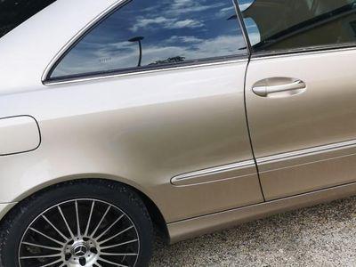 gebraucht Mercedes CLK270 Elegance CDI
