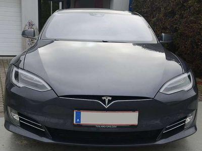 "gebraucht Tesla Model S 90 D Autopilot 21""Felgen-Free Supercharger AWD Limousine"