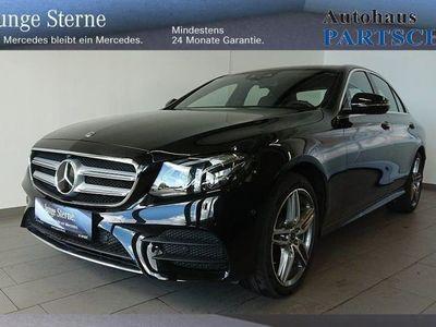 used Mercedes E200 4MATIC AMG-Line
