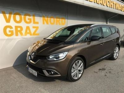 gebraucht Renault Grand Scénic Limited TCE115