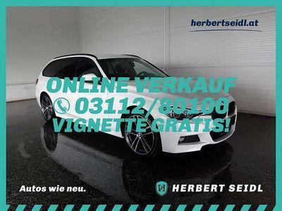 gebraucht BMW 320 d xDrive Touring M-SPORT Aut. *NP € 65.615-