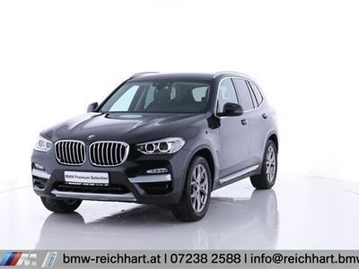 gebraucht BMW X3 xDrive 20d xLine Aut. SUV / Geländewagen