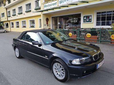 gebraucht BMW 323 Cabriolet 3er-Reihe Ci / Roadster
