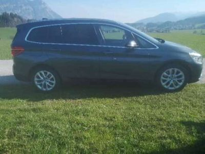 gebraucht BMW 220 Gran Tourer 220 d xDrive Advantage Aut., PANO,NAVI,