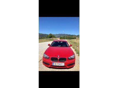 gebraucht BMW 118 1er-Reihe d xDrive Allrad Limousine
