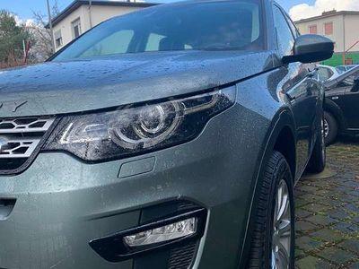 gebraucht Land Rover Discovery Sport 2.2 Sport Top Ausstattung SUV / Geländewagen