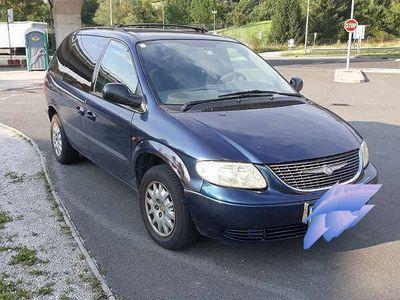 gebraucht Chrysler Voyager 2.5 crd Kombi / Family Van