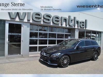 brugt Mercedes C220 d T 4MATIC Austria Edition AMG Line Aut.
