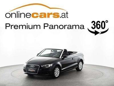 brugt Audi A3 Cabriolet 1,6 TDI XENON SHZ MEGAPREIS Cabrio / Roadster,