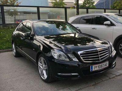 gebraucht Mercedes E220 Avantgarde A-Edition BlueEfficiency CDI Aut.