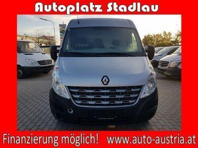 gebraucht Renault Master L2H2 3,3t 2,3 dCi Euro5 *FINANZIERUNG MÖGLICH!