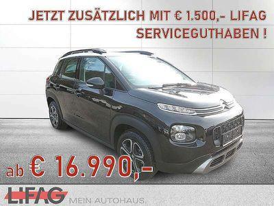 gebraucht Citroën C3 Aircross PTech110 Autom.Feel *nur € 129,- monatlich*