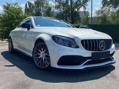 gebraucht Mercedes C63S AMG C-Klasse AMGCoupe - Liebhaberauto Sportwagen / Coupé