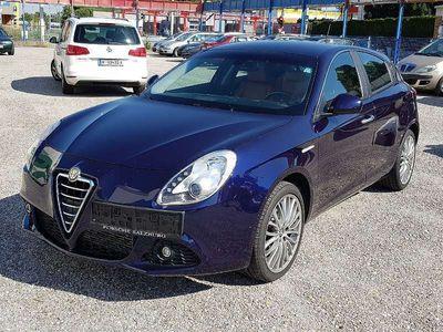 gebraucht Alfa Romeo Giulietta 2,0 JTD 170PS. Automatik,Leder-Braun Limousine,