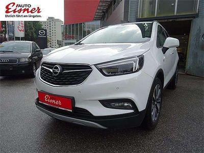 gebraucht Opel Mokka X 1,4 Turbo Innovation Aut. SUV / Geländewagen