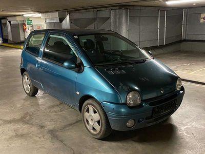 gebraucht Renault Twingo *1.BESITZ!* AUTOMATIK!! Klein-/ Kompaktwagen