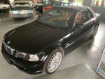 gebraucht BMW 318 Cabriolet 3er-Reihe Cabrio E46 Österreich-Paket
