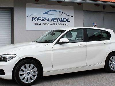 gebraucht BMW 118 1er-Reihe Diesel (F20) Aut.