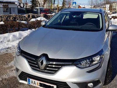 brugt Renault Mégane GrandTour TCe100 Intens inkl. großem Navi Kombi / Family Van,