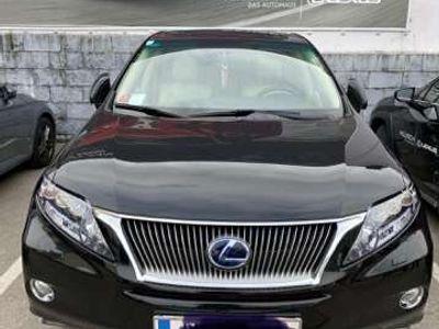 gebraucht Lexus RX450h - President SUV / Geländewagen