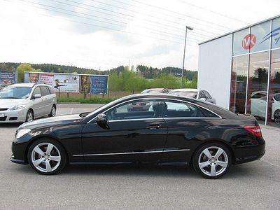 used Mercedes E220 E-KlasseBlueEfficiency CDI Aut. Sportwagen / Coupé,