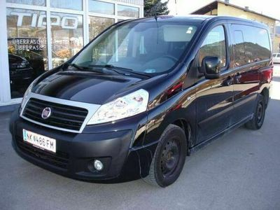gebraucht Fiat Scudo Business Van L1H1 2,0 16V DPF Executive Transporter / Kastenwagen