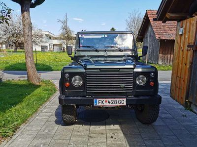 gebraucht Land Rover Defender Td5 SUV / Geländewagen
