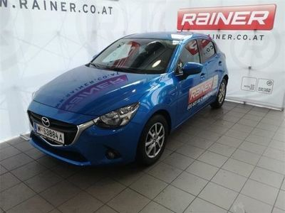 gebraucht Mazda 2 G75 Attraction Limousine